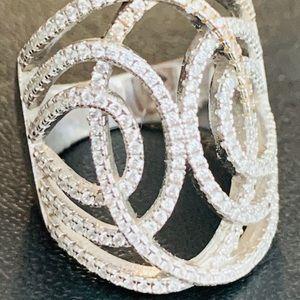 Isabelle Grace Designer Statement Ring